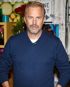 Sexy Silver Foxes Who Are 60 (and Older!) - Kevin Costner, 60 from Kevin Costner, Older Male Actors, Hot Actors, Silver Foxes Men, Handsome Celebrities, Handsome Celebrity Men, Handsome Actors, Handsome Older Men, Older Man