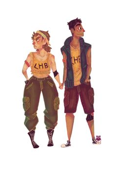 Percy Jackson and the Olympians - Chris Rodriguez x Clarisse La Rue - Chrisse Percy Jackson Fandom, Clarisse Percy Jackson, Percy Jackson Characters, Percy And Annabeth, Percy Jackson Books, Tio Rick, Uncle Rick, Percabeth, Magnus Chase