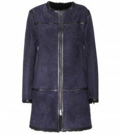 Isabel Marant - Boyce shearling coat  - mytheresa.com GmbH