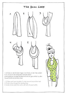 The basic loop by Codello scarves