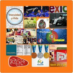 Este 2016 fuimos Olimpicos, F1, Euro copa, Serie Mundial, tuvimos summit, cursos, seminarios, Expos y Ferias, gracias a todos.... I&V