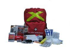 Emergency Preparedness Deluxe Kit (Home) /1 Person
