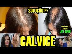 SOLUÇÃO P/ CALVICE COM JET HAIR-PAULA FRANSSINETTE