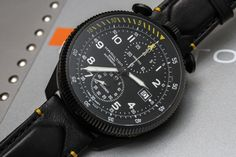 Date: October 7, 2014, 7:31 am Post Title: Hamilton Khaki Takeoff Limited Edition Watch Hands-On Post URL: http://feedproxy.google.com/~r/Ablogtowatch/~3/lomjtD_5XpU/