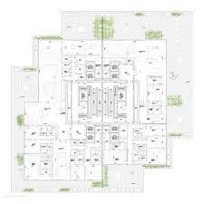 Image result for herzog de meuron manhatten tower floorplan