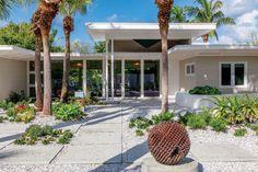 Lido Key mid-century modern home
