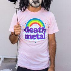 Das einzig wahre Death Metal T Shirt