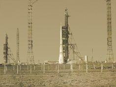 Soviet N1 Moon Rocket