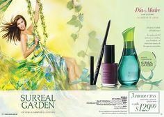 Fragancia femenina Surreal Garden. AVON♥