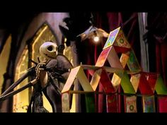The Nightmare Before Christmas - Jacks Obsession