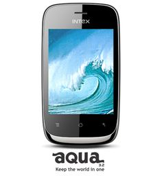 Intex launches Aqua 3.2 dual-SIM Android phone for Rs. 3,790
