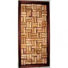 Siena Wine Cork Board