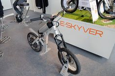 in Friedrichshafen, Germany - photo by mikekazimer - Pinkbike Off Road Experience, Best Electric Bikes, Cars And Motorcycles, Mountain Biking, Germany, Vehicles, Concept, Shop, Photos