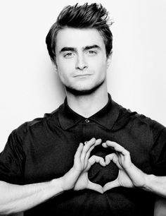 Daniel Radcliffe for Esquire UK.