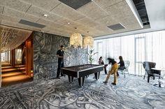 Le campus de Google à Dublin.   22 magnifiques bureaux qui vont vous faire mourir de jalousie