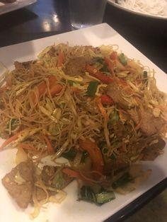 Garden fusion restaurant on Flagler Ave, Thai food. New Smyrna Beach Florida, Florida Beaches, Thai Recipes, Japchae, Restaurant, Garden, Food, Garten, Diner Restaurant