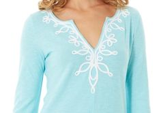 Lilly Pulitzer Westley Tunic - a good wear for summer travel! #travel #fashion