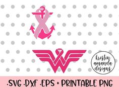 Breast Cancer Awareness SVG DXF EPS PNG Cut File • Cricut • Silhouette Hope Love Anchor Breast Cancer Awareness Ribbon SVG DXF EPS PNG Cut File • Cricut • Silhouette Wonder Woman Breast Cancer Beat Pink Pink is the New Black We have this hope as an anchor for the soul Breast Cancer Awareness shirt vinyl decal coffee mug decal gift ideas breast cancer awareness diy cricut files silhouette files free svg files
