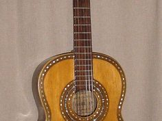 Megapost guitarras antiguas. - Taringa!
