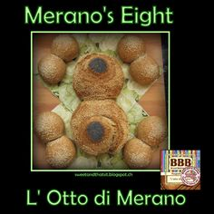 Sweet and That's it: L'Otto di Merano Bread Cereal, Muffin, Yummy Food, Baking, Breakfast, Sweet, Recipes, Morning Coffee, Candy