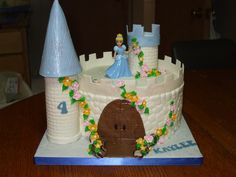 Cinderella+Cake+Decorations   Cinderella Cakes – Decoration Ideas