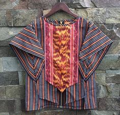 Regganis Top Lurik Kebaya Dress, Batik Kebaya, Batik Dress, Batik Fashion, Ethnic Fashion, Boho Fashion, Womens Fashion, Office Outfits Women, Stripped Dress