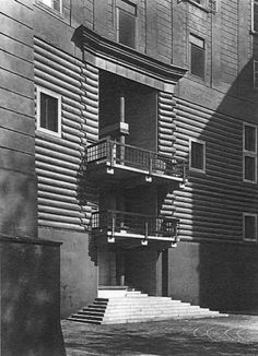 Joze Plecnik, Royal Complex at Hradcani, Prague, Czech Republic, 1921-30