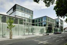 Schwäbisch Media / Wiel Arets Architects