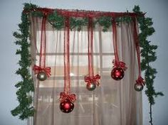 Image result for indoor christmas decorating