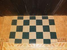 door mat from Sunwing