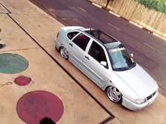 Vw Derby, Polo Classic, Volkswagen Polo, Luxury Cars, Vintage Cars, Hs Sports, Arquitetura, Hard Hats, Dogs