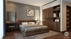 Bedroom Furniture Design, Home Furniture, Latest Kitchen Designs, Wardrobe Design, Luxurious Bedrooms, New Room, Paint Colors, Architecture Design, Interior Design