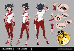 CATSUKA - Wolf Smoke Studio is making a TV series based on...
