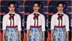 Celebrity Style,freida pinto,gucci,tanya ghavri,Global Citizen Concert 2016