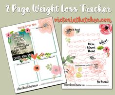 Fitness planner stickers free printable weight loss ideas for 2019 Free Planner, Printable Planner, Happy Planner, Planner Stickers, Free Printables, Planner Ideas, Printable Stickers, Tracker Free, Weight Loss Journal