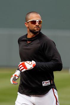 Nick Markakis - New York Yankees v Baltimore Orioles