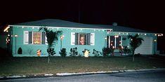 House, 1950s       35mm Kodachrome Slide       Image © Plan59.com