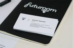 Futuroom. Interactive agency. by Elvir Urazmetov, via Behance