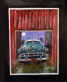 """""""Forgotten"""", Oil on canvas, 2013. POA"""