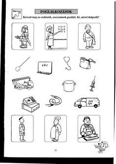 Girbegurba - Készségfejlesztő 5-7 éveseknek - Katus Csepeli - Picasa Webalbumok Community Helpers Worksheets, Album, Math, Picasa, Math Resources, Card Book, Mathematics