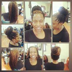 Senegalese Twists