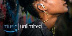 Amazon Music Unlimited: mais um concorrente ao Spotify