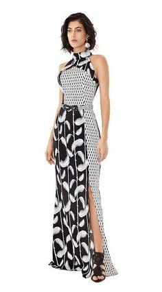 Esplêndidos vestidos estampados de arrasar African Fashion Dresses, African Dress, Fashion Outfits, Womens Fashion, Elegant Dresses, Casual Dresses, Summer Dresses, Tango Dress, Dress Tutorials