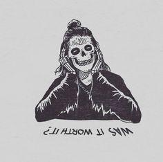 Sketches of Maze R. Skeleton Pics, Skeleton Drawings, Art Drawings, Black Phone Wallpaper, Skull Wallpaper, Aesthetic Words, Aesthetic Grunge, Satanic Art, Indie Art