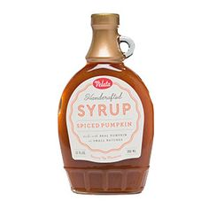 Indulge in rich, authentic maple flavour heightened by a hint of sweet praline. Pumpkin Spice, Spiced Pumpkin, Cooking Photos, Maple Pecan, Belgian Chocolate, Caramel Color, Trans Fat, Saturated Fat, Corn Syrup