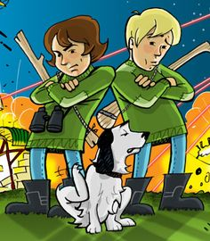 Comic set in Ireland about geeky kids and nerdy popular culture War Comics, How To Make Comics, Popular Culture, Nerdy, Illustrator, Kids, Fictional Characters, Art, Young Children