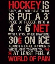 Hockey ;) by osa