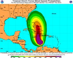 233921.gif Hurricane Matthew projected wind speed model. It's inching closer to me on the Gulf Coast.