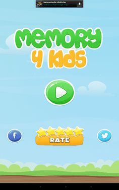 Memory 4 kids is a fun game for kids that will help them improve memory skills, the development of thinking, recognition of everyday objects, and the learning of animals. <p>Thanks to its pleasant and attractive design, all members of the house will enjoy our completely free app. <p>The rules are simple: find the pairs of cards with the same picture! Difficulty increases if we decrease number of clicks and movements while afternoons solve the entire board. <p>features: <br>- A funny graphic…