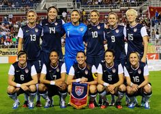 us women's soccer team | US Women's National Soccer Team puts on offense-heavy show at FAU ...